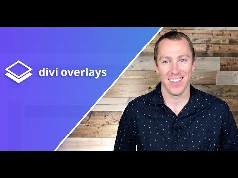 Divi Overlays 2.0 is here! Create gorgeous pop-ups, overlays, or modals, with the Divi Builder!