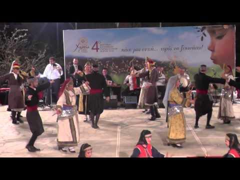 ΤΑΣΟΥΛΑΣ - ΚΟΥΤΣΑΓΓΕΛΙΔΗΣ ΧΟΡΟΣ ΚΑΠΠΑΔΟΚΙΑΣ