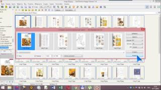 создание pdf в программе FastStone Image Viewer