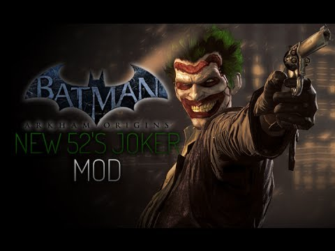 new 52 joker wallpaper arkham