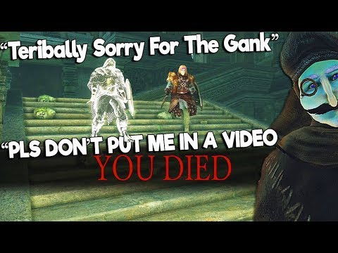 """Dark Souls 2: """"PLS Don't Put Me In A VID"""" - Adventures Of The Worst Invader (W/ NiceMail)"""