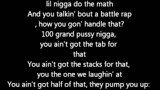 Meek Mill - Repo Lyrics (Explicit)