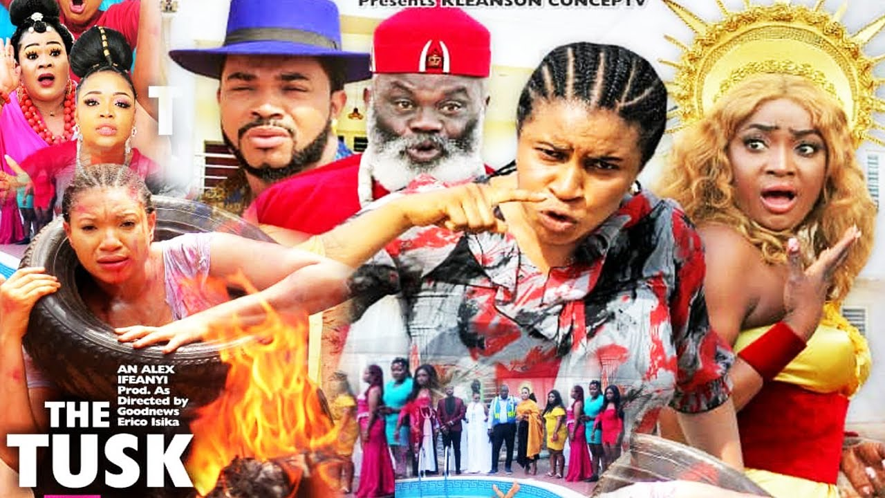 Download THE TUSK SEASON 8 {NEW HIT MOVIE} - 2021 LATEST NIGERIAN NOLLYWOOD MOVIE