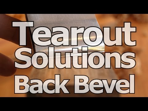 Back Bevel Beats Tearout (Stanley Bailey with standard frog)