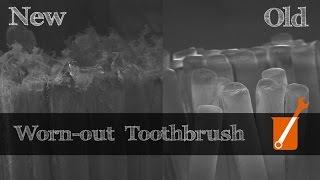 بالفيديو.. جولة داخل فرشاة أسنان تكشف كواليس خطيرة
