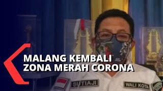 Malang kembali Zona Merah Corona, Wali Kota: Jam Malam DIberlakukan
