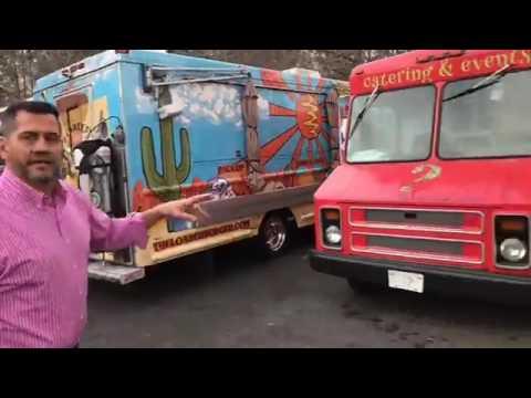 Atlanta food truck catering - Food Truck Booking - Where the food trucks sleep...