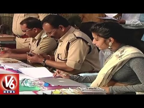 Liquor Shop Auction Begins Through Lottery System In Warangal Urban District    V6 News