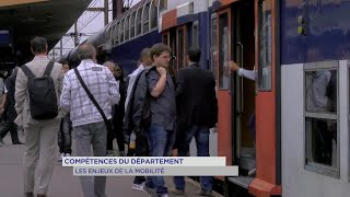 Yvelines | Compétences du département : les enjeux de la mobilité