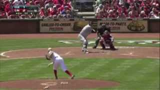 Jason Giambi Blast 445ft. Home Run - Tom Hamilton