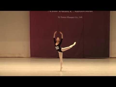 Don Quixote, Dream - Yerin Lee | 2019 Asia Dance Audition - School