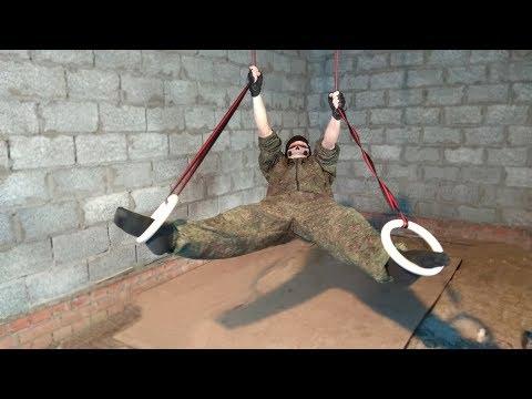 Гимнастические кольца WORKOUT | базовые упражнения на кольцах | Gymnastic Rings