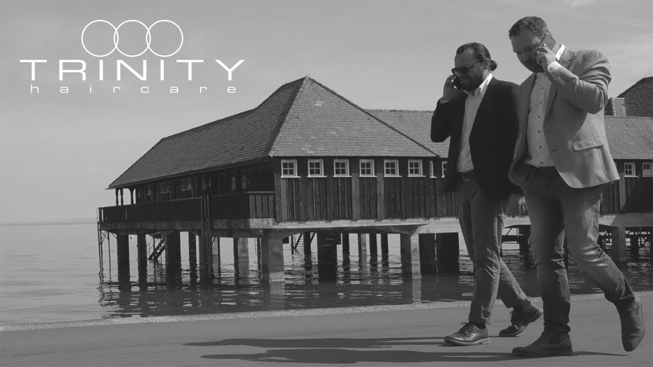 TRINITY HAIRCARE CORPORATE VIDEO 2018
