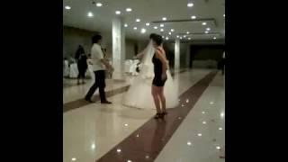 Танец на свадьбе Натали Кадыровой