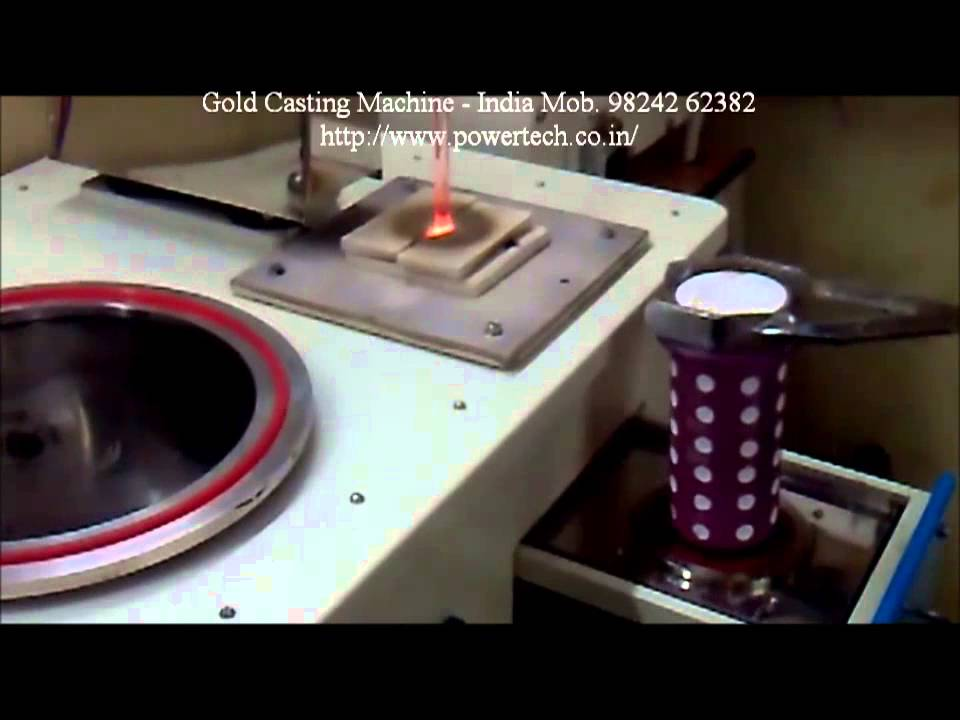 Gold Jewellery Vacuum Casting Machine Gold Making Machinery