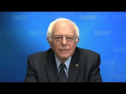 "Bernie Sanders: ""Political revolution must continue"""