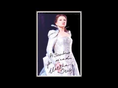 Soprano MARIELLA DEVIA  -  (Donizetti)  GIURO D'AMORE  -  (Live)