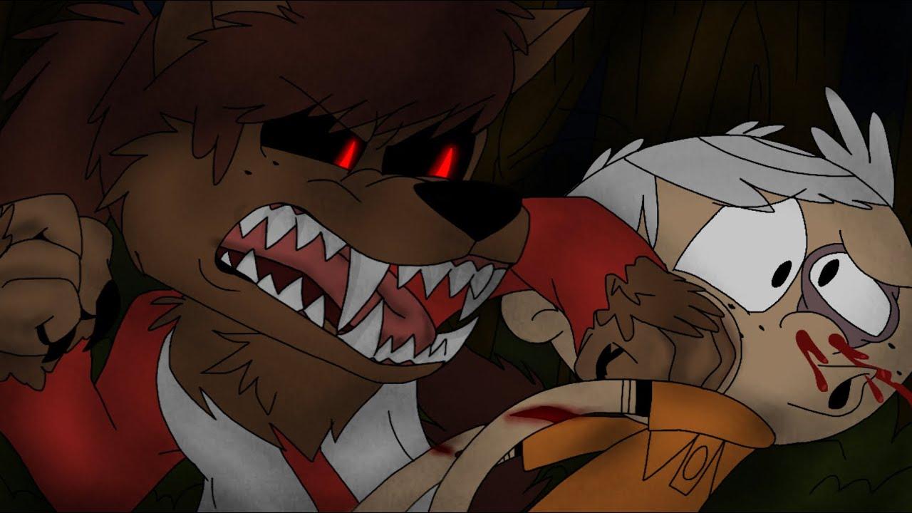 "Download Werewolf Lynn hunts Lincoln ""Loud House"" Part 2"