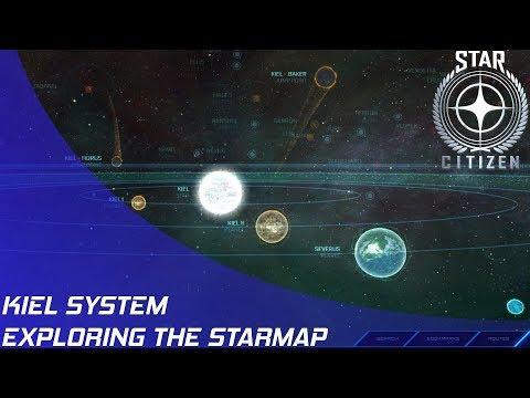 Star Citizen: Starmap - Kiel System