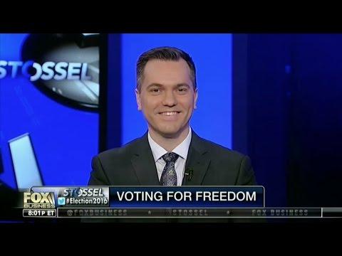 2016 Libertarian Presidential Candidate Austin Petersen travels to Akron, Ohio!