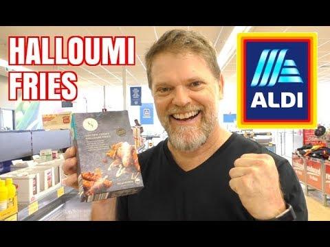 Aldi Halloumi Fries Review - Greg's Kitchen