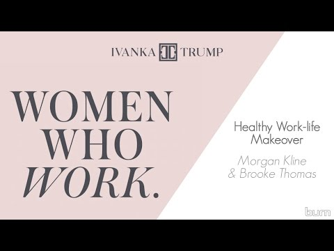 Morgan & Brooke LIVE on Ivanka Trump HQ!