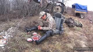 Охота на уток Якутия