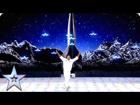 Flying Bebop And Their Drones Are Out Of This World   Semi-Final 3   Britain's Got Talent 2016