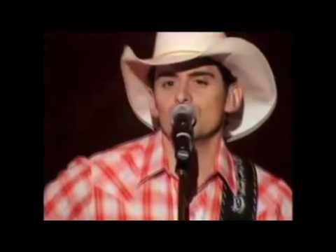 Brad Paisley - Wrapped Around - Live