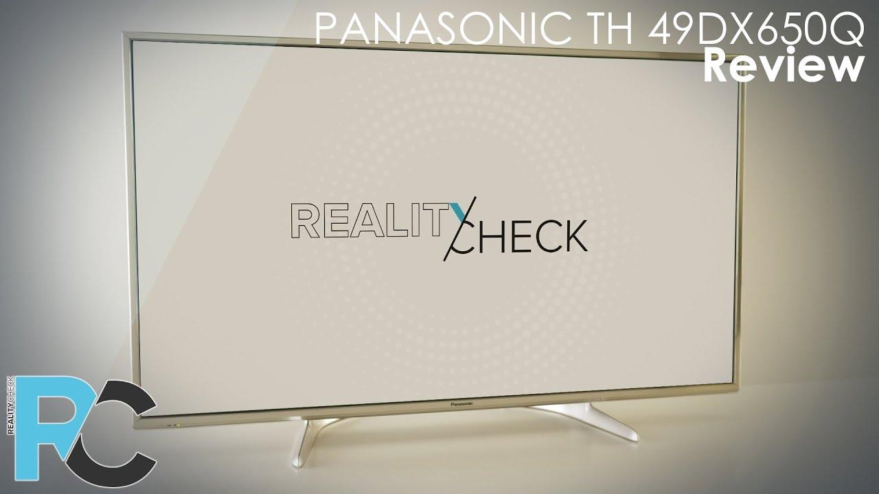 Do you really need HDR? Panasonic 49` UHD Review