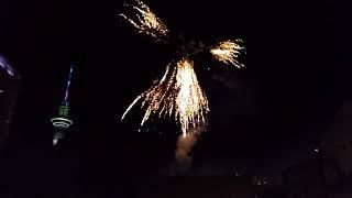 Diwali fireworks Auckland 2017
