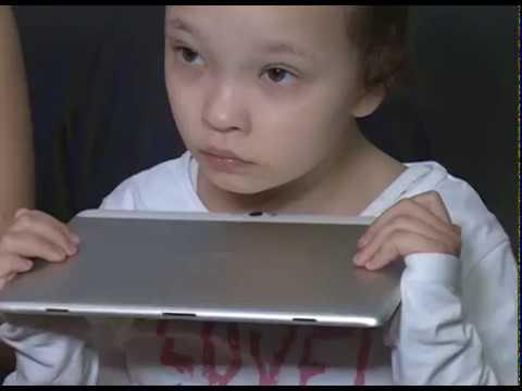 аутист фото детей