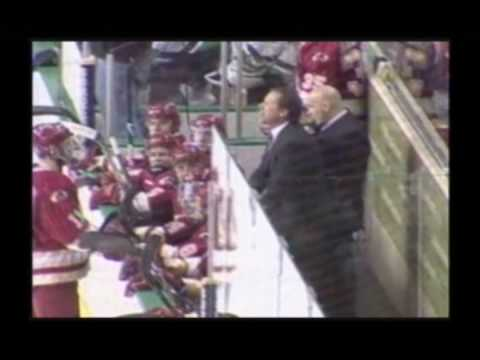 FSSN's coverage of George Gwozdecky getting ejected