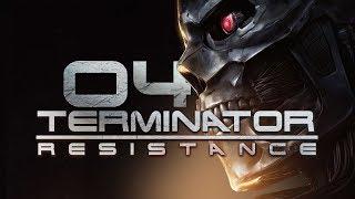 Terminator Resistance (PL) #4 - Szpital jak z horroru (Gameplay PL / Zagrajmy w)