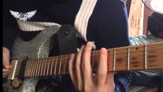 Giới thiệu các kĩ thuật chủ yếu của sologuitar
