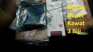 Gambar cover KECEWA Beli 2 Powerbank Di Official Shop Shopee Yang Didapat 3 Kawat Besi Dan 1 Powerbank