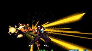 [TAS] KOF 2002 Magic Plus II - Rugal, Kusanagi & Orochi Yashiro