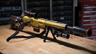 Video Adam Savage's One Day Builds: Custom NERF Rifle download MP3, 3GP, MP4, WEBM, AVI, FLV Agustus 2018