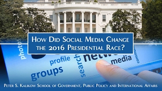 How Did Social Media Change the 2016 Presidential Race?