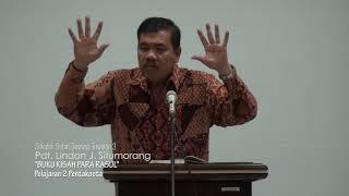 Sekolah Sabat Dewasa Triwulan 3 2018 Pelajaran 2 Pentakosta - Pdt. Lindon Situmorang