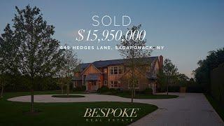 Hamptons Real Estate - 649 Hedges Lane, Sagaponack, NY