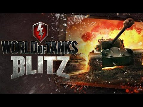 World of Tanks Blitz - Обзор Игры (iOS)