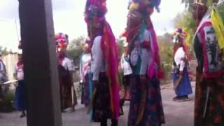Santa Barbara rodeo Durango matachines