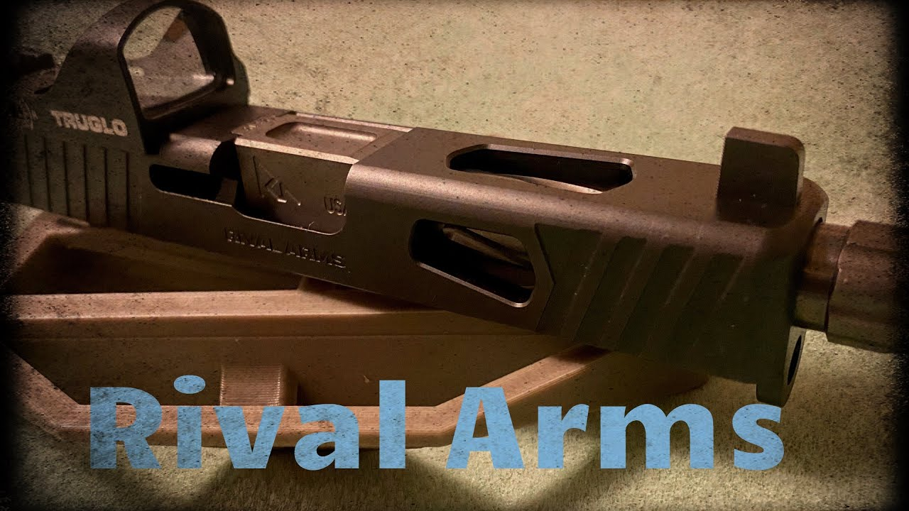 Complete G19 Slide | Rival Arms (Part4)