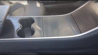 Tesla Model 3 Interior Wrap