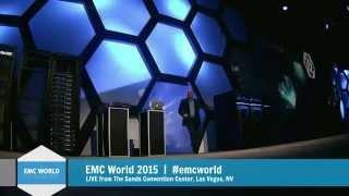 EMC World 2015 Keynote Day 1