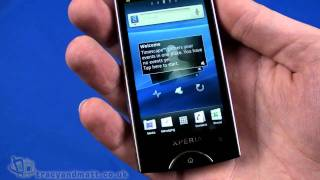 Sony Ericsson Xperia ray unboxing video(http://www.tracyandmatt.co.uk Matt checks out Sony Ericssons latest Xperia ray Android phone., 2011-09-21T07:24:25.000Z)