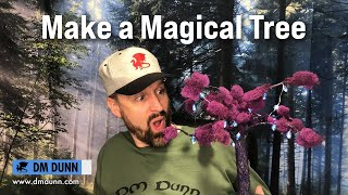 A Beginners Guide to Dungeons & Dragons - Crafting - Magical Tree