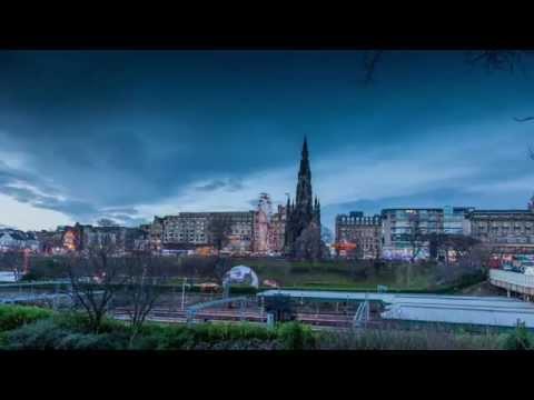 Kinetic Edinburgh UHD 4k
