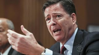White House rewrites the story of Comey's firing